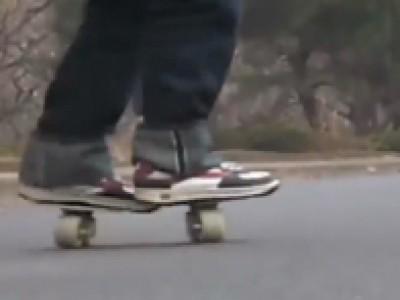 Un nouveau sport de glisse : le Drift Skate