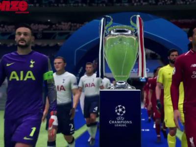 Tottenham - Liverpool : on a simulé la finale de la Ligue des champions sur FIFA 19