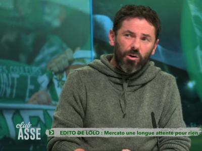 ASSE : l'edito de Laurent Hess sur le mercato des Verts