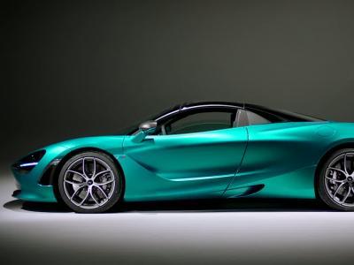 McLaren 720S Spider : le décapotage de la Supercar en vidéo
