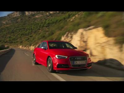 Essai Audi S3 berline