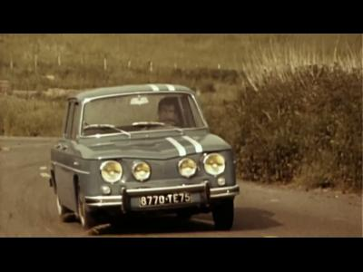 R8 Gordini, un mythe inoubliable