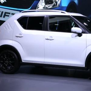 Mondial 2016 : Suzuki Ignis