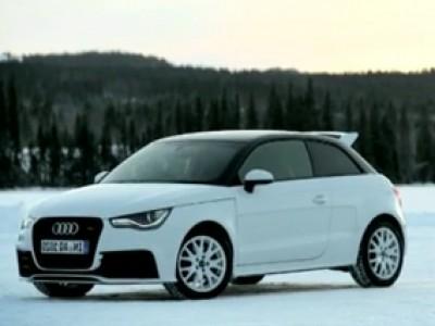 Essai Audi A1 quattro 256 ch