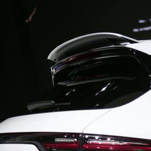 Francfort 2017 : Porsche Cayenne Turbo