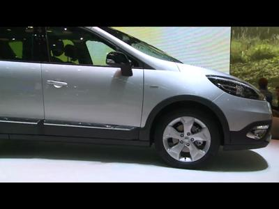 Genève 2013 : Renault Scénic Xmod