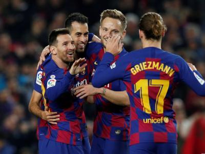 Liga : Messi fête son Ballon d'or avec un nouveau bijou !