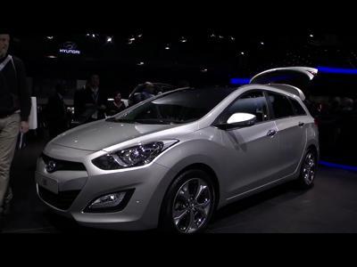 Hyundai i30 - Mondial 2012
