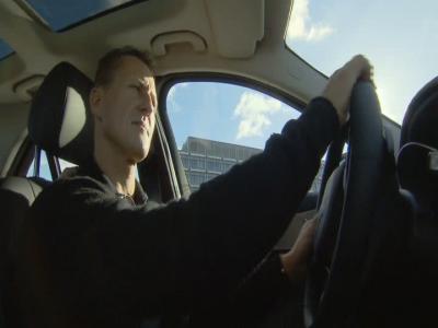 La nouvelle Mercedes Classe C par Michael Schumacher