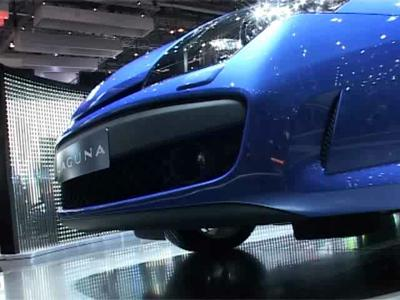 Reportage Renault Laguna GT
