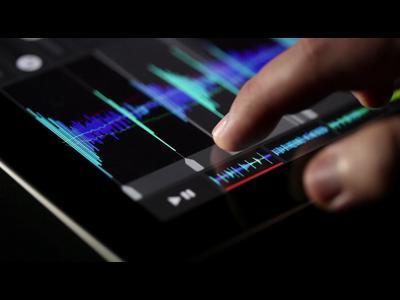 Devenez DJ avec Samplr pour iPad