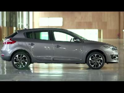 Essai Renault Mégane restylée EDC