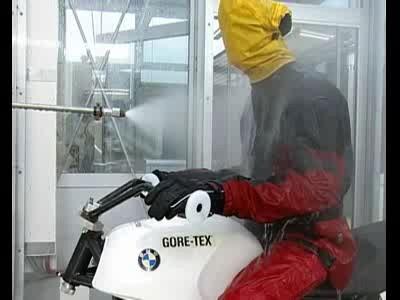GORE-TEX : Comment est testée la membrane ?