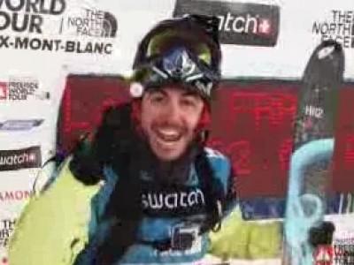 Freeride World Tour 2013 #3 : victoire à domicile pour Jonathan Charlet
