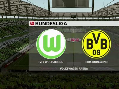 Wolfsburg - Borussia Dortmund : notre simulation FIFA 20 (Bundesliga - 27e journée)