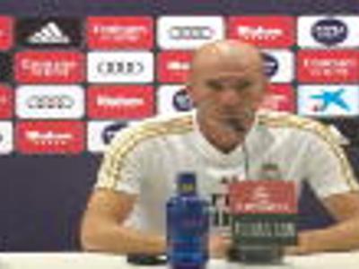 "30e j. - Zidane : ""Le nul du Barça ne change rien"""