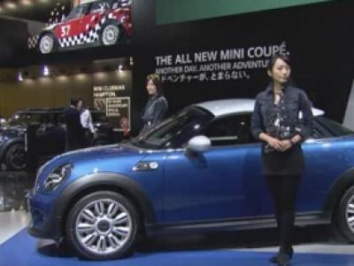Tokyo 2011 : le stand MINI