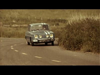 Toute l'agilité des R8 Gordini sur ces images <i>vintage</i>