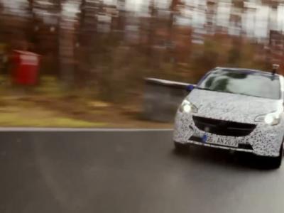 Nouvelle Opel Corsa OPC: la GTi du Blitz malmenée en vidéo