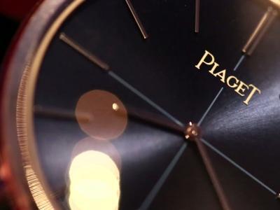 Piaget fête les 60 ans de l'Altiplano