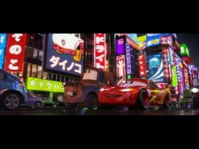 Cars 2, le 27 juillet dans les salles
