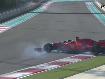 Le résumé des essais libres 2 à Abu Dhabi