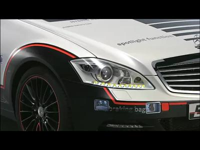 Mercedes ESF Concept 2009