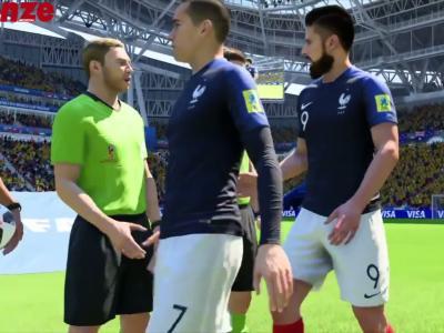 France - Australie : notre simulation sur FIFA 18