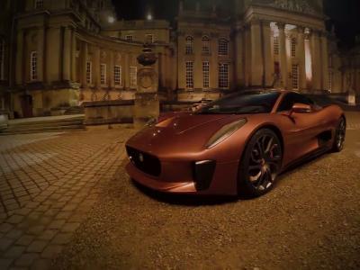 Découvrez les supercars du prochain James Bond en action