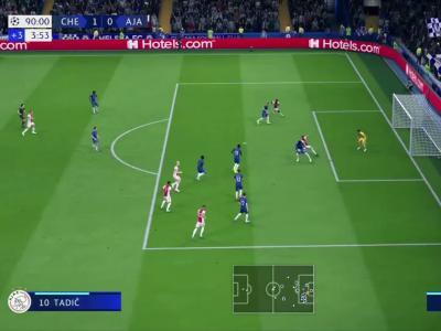 Chelsea - Ajax Amsterdam : notre simulation sur FIFA 20