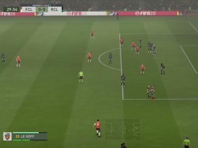 Lorient - Lens : notre simulation FIFA 20 (L1 - 3e journée)