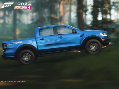 Forza Horizon 4 : le Ford Ranger Raptor en vidéo