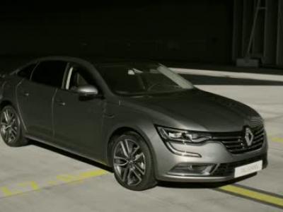 La Renault Talisman sous tous les angles
