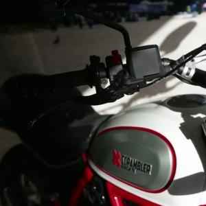 Clip Ducati Scrambler