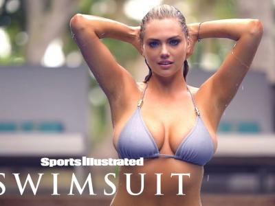 Kate Upton en maillot de bain pour Sports Illustrated Swimsuit