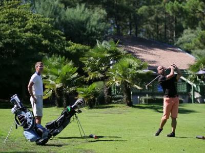 Coach golf #1 - Comportement sur le parcours