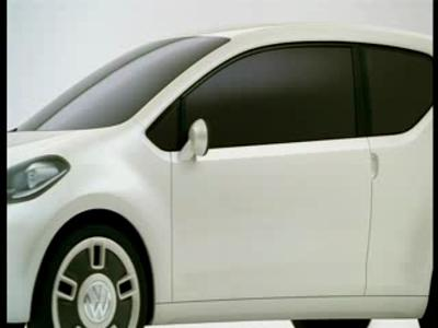 Volkswagen Up Concept Car