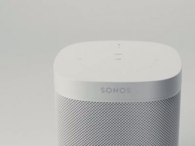 Sonos One : vidéo officielle de présentation