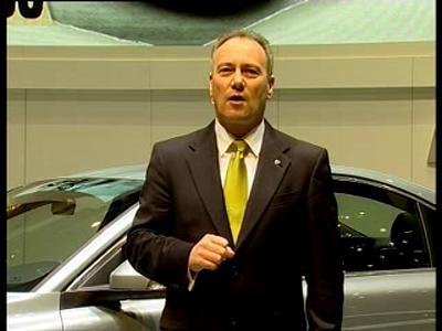 Volvo - conférence presse Genève 2009