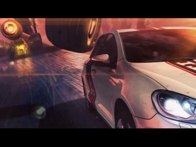La Golf GTi vedette d'un film d'animation