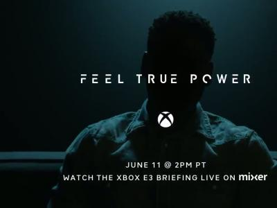 Xbox One Scorpio : Feel True Power - teaser 4