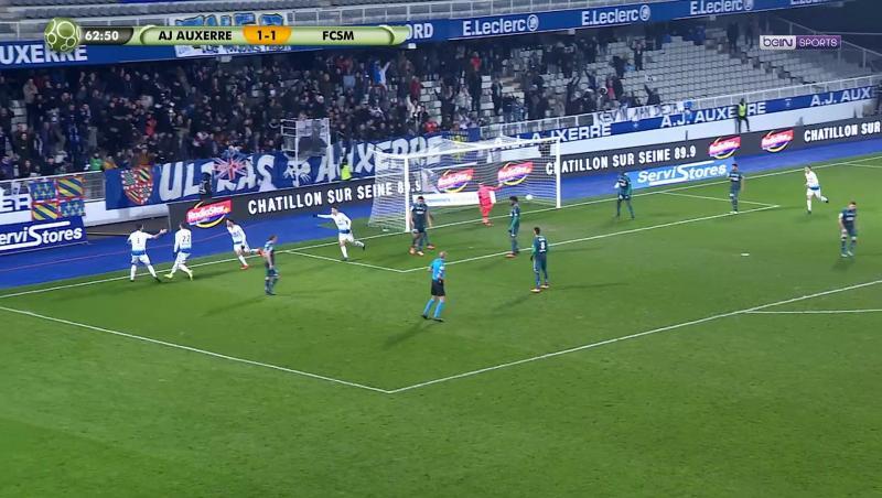 Domino's Ligue 2 (J21) : Les 12 buts de la soirée !