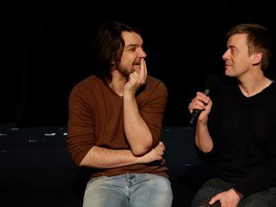 Culturetainment [S08E31] Sébastien Blanc et Nicolas Poiret, une plume qui fait parler d'elle
