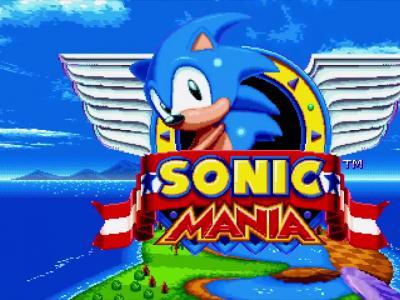 Sonic Mania : le trailer du jeu sur Nintendo Switch