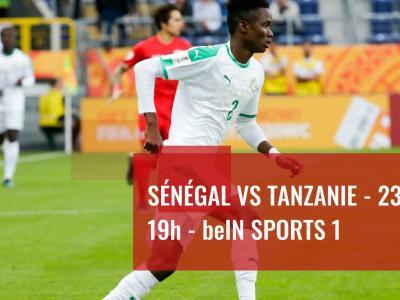 CAN 2019 : le programme TV des matchs du Sénégal