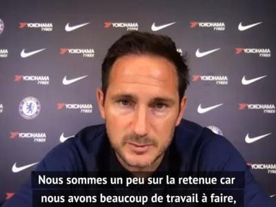 """Chelsea - Lampard """"emballé"""" par l'arrivée de Werner"""