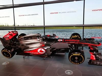 F1 2013 : McLaren MP4-28