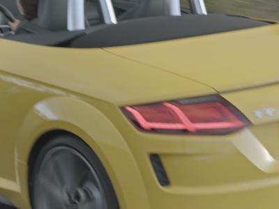 Audi TT restylée 2018 : la vidéo officielle de la version Roadster