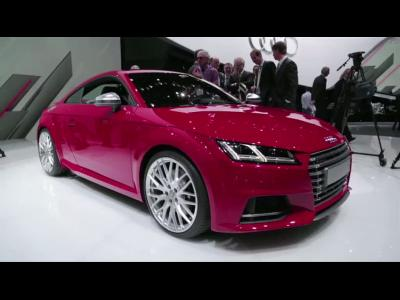 Genève 2014 : Audi TT