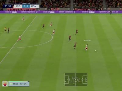 Juventus Turin - AS Roma sur FIFA 20 : résumé et buts (Serie A - 38e journée)